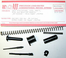 1911/A1  PISTOL SLIDE PARTS SET .45 ACP - Extractor, Firing Pin, Wolff™ springs