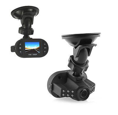 Caméra embarquée voiture HD Dashcam Car Cam DVR Recorder HD nuit infrarouge