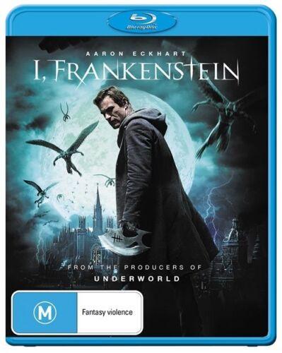 1 of 1 - I, Frankenstein (Blu-ray, 2014) 'EX RENTAL'
