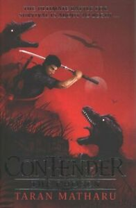 Contender-The-Chosen-Book-1-by-Taran-Matharu-9781444938937-Brand-New