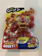 Heroes of Goo jit zu blazagon Super Gluant Hero Pack Water Blast ** même jour livraison *
