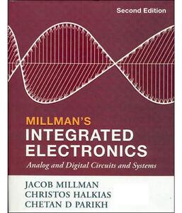 millman\u0027s integrated electronics, 2nd ed by jacob millman, christosimage is loading millman 039 s integrated electronics 2nd ed by