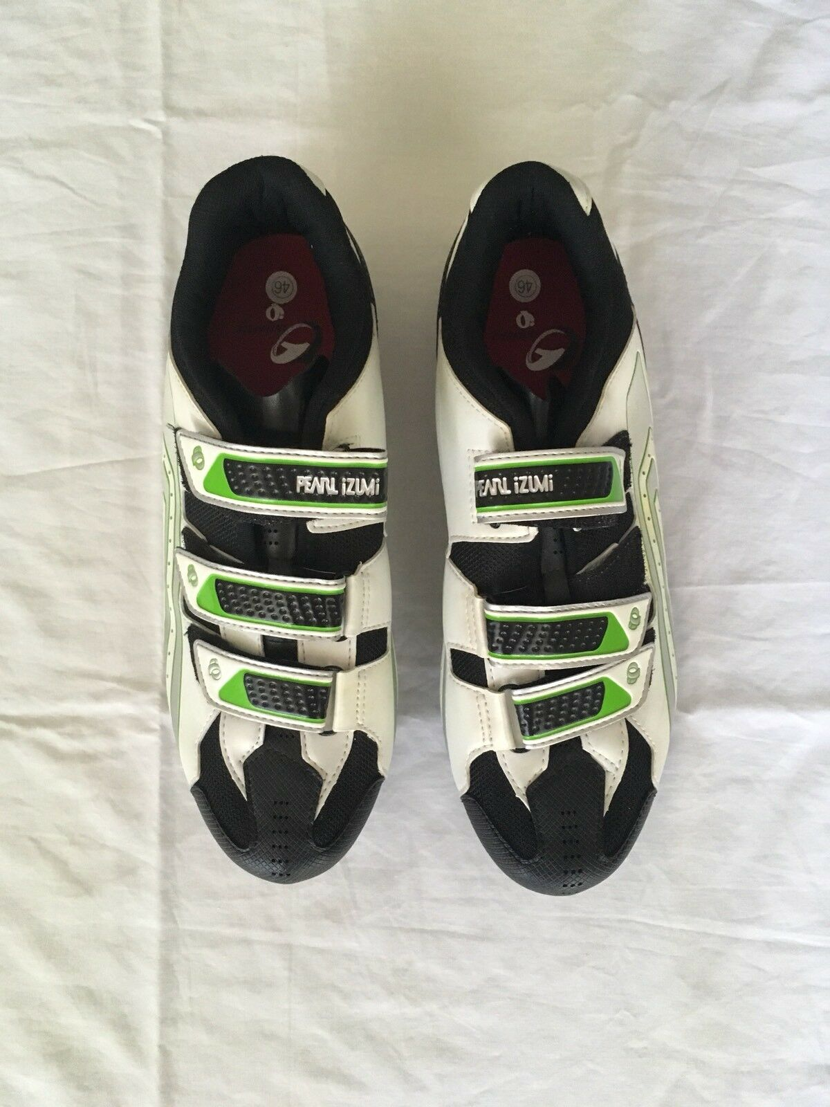Pearl Izumi Interface Cycling shoes And Cleats Size 46 US 12