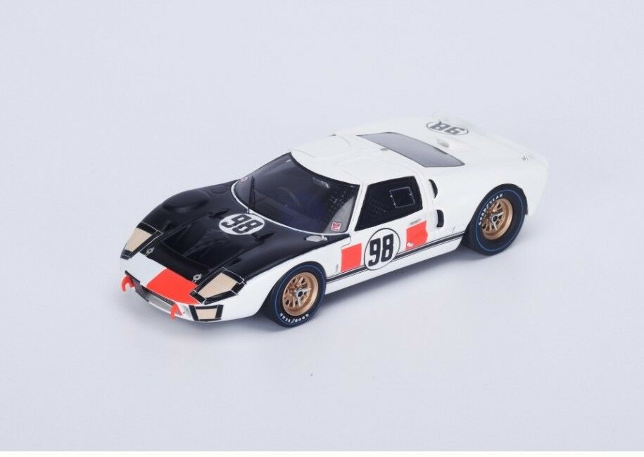 Ford Mkii  98 Winner 24H Daytona 1966 K.Miles L.Ruby Spark 1 43 43DA66