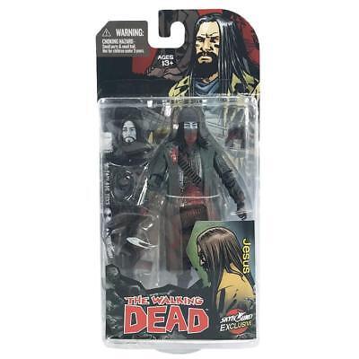 The Walking Dead Jesus Skybound Exclusif Mcfarlane Figurine Articulée