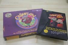 BRAND NEW CLASSIC CASHFLOW 101 & 202 RICH DAD BOARD GAME WITH 8CDs ON FINANCING