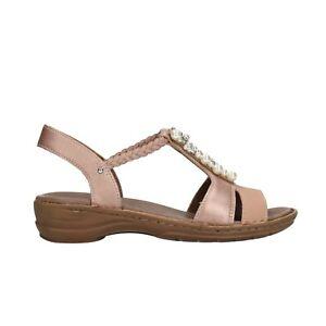 best place cheapest super popular Détails sur ARA Sandali cipria scarpe donna mod. 12-27203