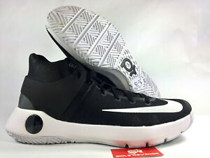 9bd9a40d847 12 NEW! Nike KD Trey 5 IV 4 Men s Basketball Shoes Black White ...