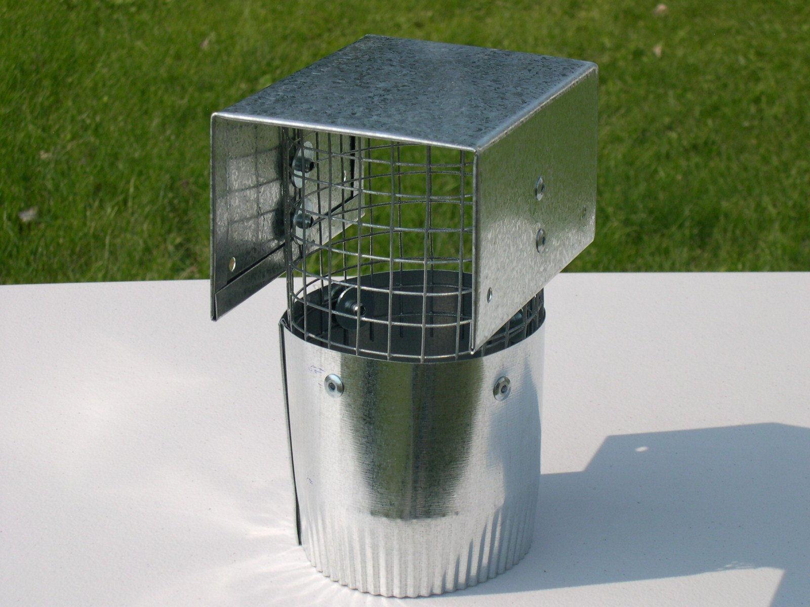 Spark Arrestor 3 inch for Wood Stove  - Riley Stoves  export outlet