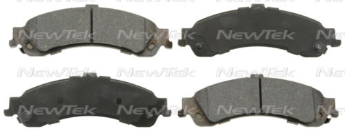 PCD834 REAR Premium Ceramic Brake Pads Fits 2000-2006 Chevrolet Suburban 1500