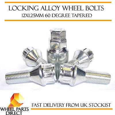 07-16 Bloccaggio dadi delle ruote 12x1.5 Bulloni conici per Chrysler Grand Voyager mk3