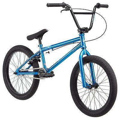 "20"" Hoffman BMX Freestyle Aves Bike, Blue"