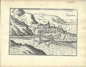 Antique-map-Sauve