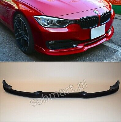 BMW 3 F30 F31 2011-2015 FRONT BUMPER SPOILER FRONT LIPS TUNING
