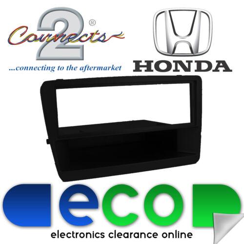 Connects2 Honda Civic 2000-2005 Black Stereo Fascia Facia Replacement Panel