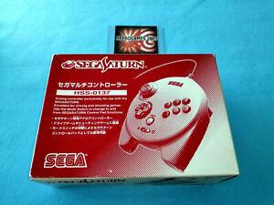 Sega-Saturn-3D-Analogue-Pad-BOXED-White-version-japan