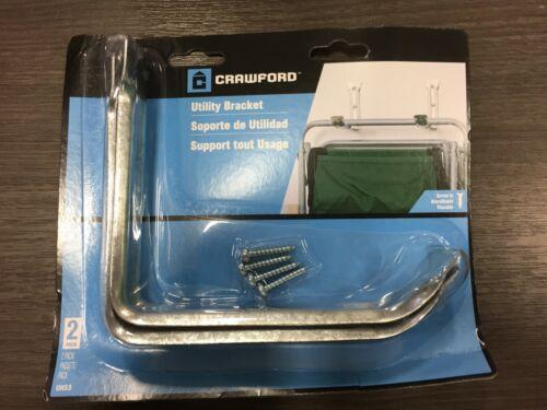 capacity UHS3 Crawford 5.27 in L Silver Steel Medium Utility Ladder Hook 20 lb
