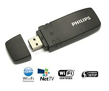 Genuine Philips PTA01 PTA01/00 Wireless USB Wi-Fi Smart TV Adapter Dongle