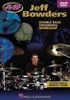 Jeff Bowder Double Bass Drumming Workshop 0073999730074 DVD Region 2
