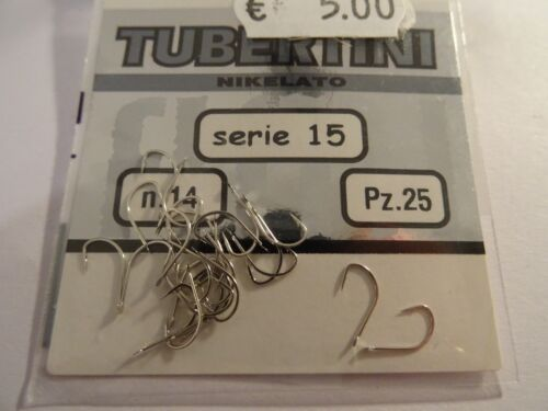 Tubertini Serie 15 Nichelato
