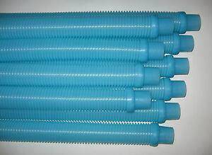Image is loading Kreepy-Krauly-Baracuda-Pool-Cleaner-Hose-Kit-Blue- & Kreepy Krauly Baracuda Pool Cleaner Hose Kit Blue G3/G4 (10) 4 foot ...