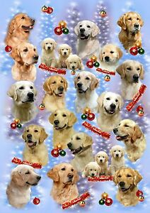 Golden-Retriever-Dog-Christmas-Wrapping-Paper-By-Starprint-Auto-combined-post