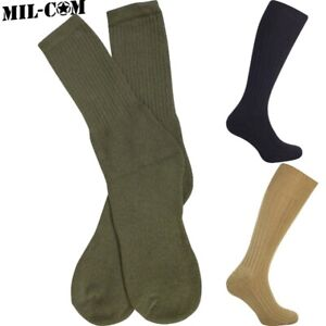 811df50d92055 MIL-COM MILITARY PATROL SOCKS MENS 6-11 BRITISH ARMY WOOL BOOT SOCKS ...