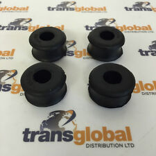 LAND ROVER DEFENDER FRONT SHOCK ABSORBER RUBBER MOUNTING Bush Kit-bearmach