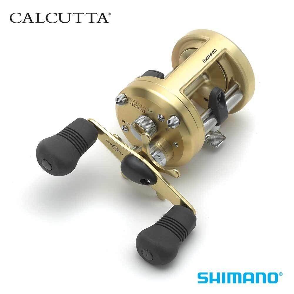 Shimano Calcutta B Round Baitcasting Reel CT400B 5.0 1 RH