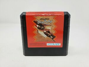 Hardball III Al Michaels Announces (Sega Genesis) Hardball 3 Tested Authentic