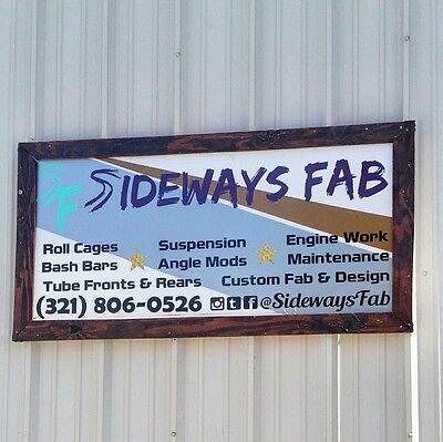 Sideways Fab and Customs