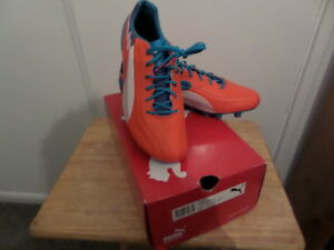Regno Puma Ocean 9 Evospeed White Orange Fg K Hawaiian 1 Unito Bnib 5 q8wFaq