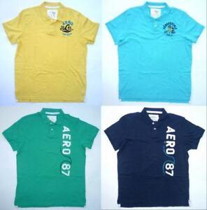 Mens-AEROPOSTALE-Logo-Polo-Shirt-NWT-2238-1