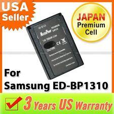 New Battery for Samsung ED-BP1310 BP-1310 NX-10 NX10