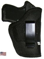 Usa Mfg Isp Isw Holster Taurus Tcp Pt738 .380 Compact Conceal Inside Pants 380