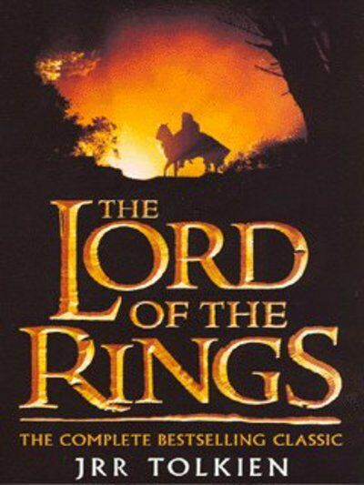 The lord of the rings by J. R. R Tolkien|J. R. R Tolkien|J. R. R Tolkien|J. R.