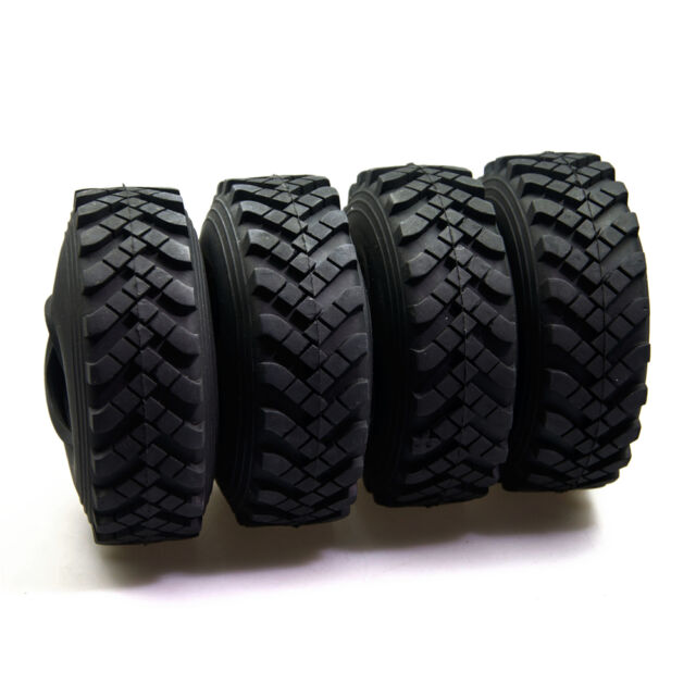"Axial Wraith Rock Crawler 2.2"" Tire Tyre 40mm For 2.2 Beadlock Wheel Rims -4 Pcs"