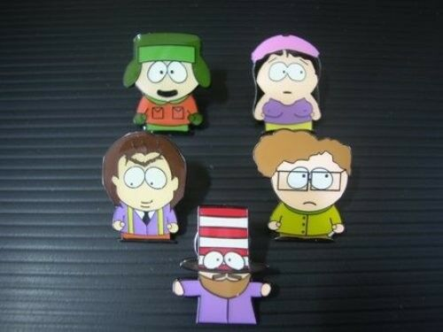 5 South Park pin anime Southpark Pins