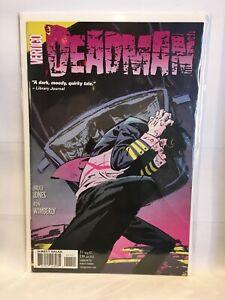 Deadman-Vol-4-2006-2007-11-VF-1st-Print-DC-Vertigo-Comics