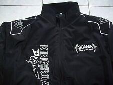 NEU SCANIA V8 King of the Road 3 Fn-Jacke schwarz jacket veste jas giacca jakka