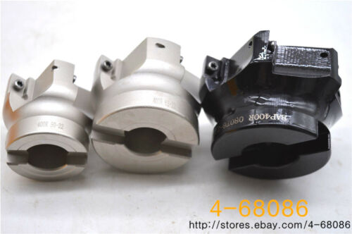 63 80 for APMT1604 90° indexable face milling cutters BAP 400R 50