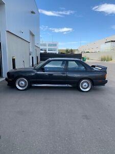 1991 BMW M3 M