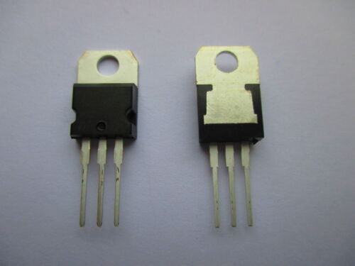1,2...+37V 1,5A TO-220 ; STM 10x Spannungsregler LM317T
