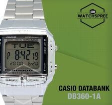 Casio Data Bank Watch DB360-1A