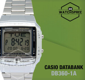 Casio-Data-Bank-Watch-DB360-1A