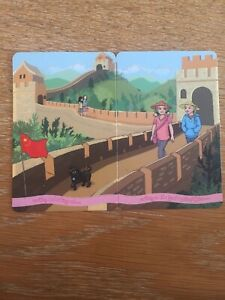 forever-clover-swap-cards-The-Great-Wall-Of-China-Cards-Full-Set-Of-2