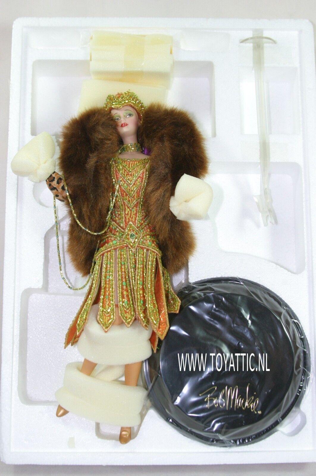 Barbie El Charleston diseñado por Bob Mackie Muñeca De Porcelana En Caja Original