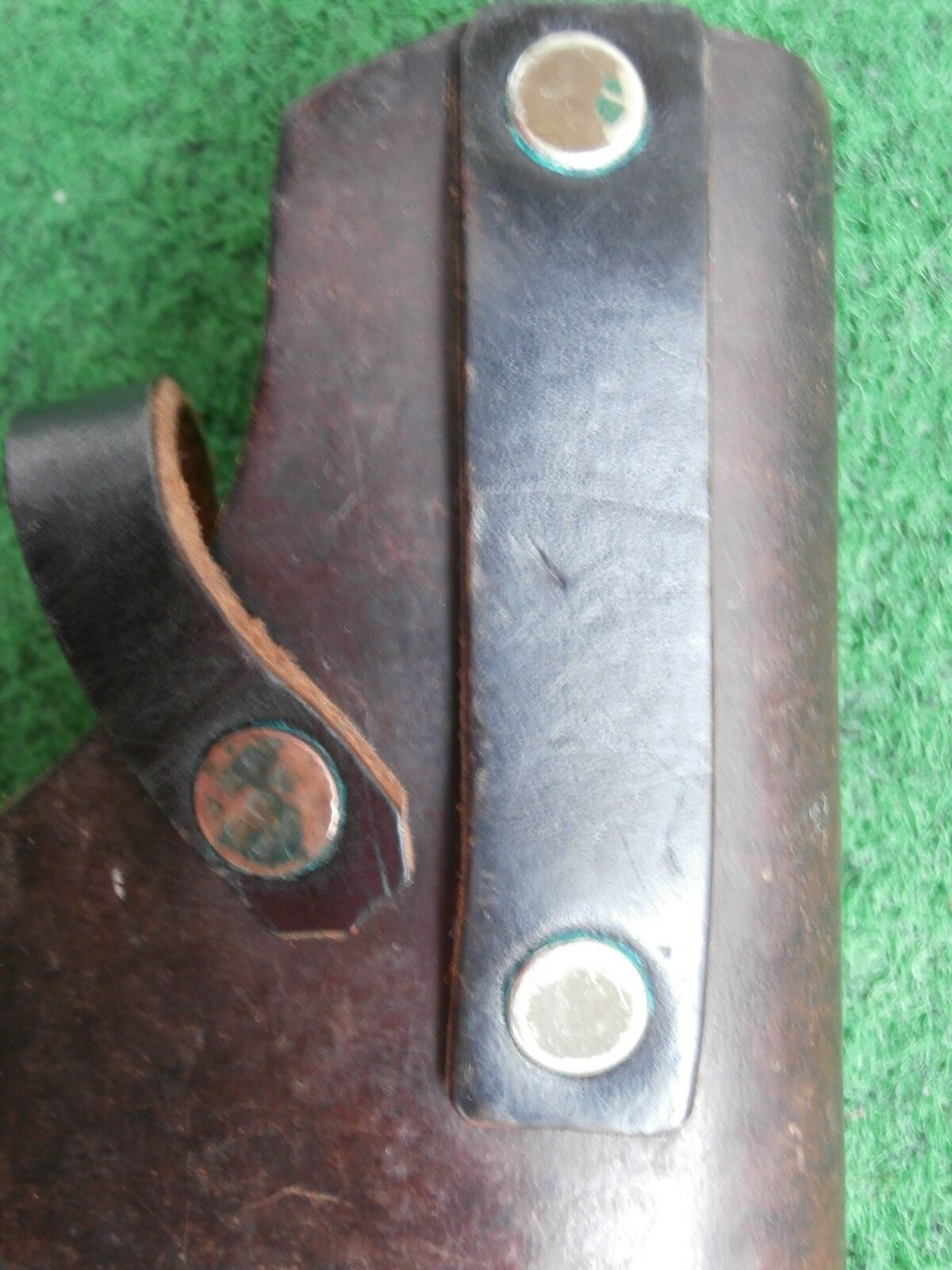 Holster Lederholster Gürtelholster Gürtelholster Gürtelholster mit Schlaufe b01744