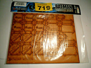 Knight Models Batman Miniatures Game Cases Objectifs Wayne Mdf Rare Lot Y719-afficher Le Titre D'origine