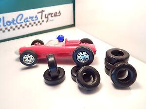 SCALEXTRIC 8 URETHANE tyres F2 60's -IRL - France - État : Neuf: Objet neuf et intact, n'ayant jamais servi, non ouvert. Consulter l'annonce du vendeur pour avoir plus de détails. ... Item Type: Cars MPN: D4 Sub-Type: tyres Brand: Unbranded Manufacturer: SLOTCARSTYRES Country/Region of Manufactu - France